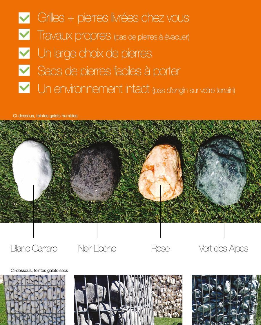 Produit : Le Gabion All-Inclusive®