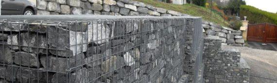 Tout ce que vous vouliez savoir sur les murs de soutènement en gabion