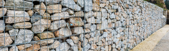 Construire sa propre clôture en gabion