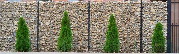 Mur de clôture en Gabion, une installation solide et pérenne.